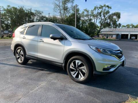 2016 Honda CR-V for sale at PREMIUM PRE-OWNED AUTOS in East Peoria IL