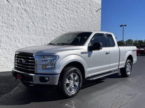 2015 Ford F-150 for sale at SEEGER TOYOTA OF ST ROBERT in Saint Robert MO