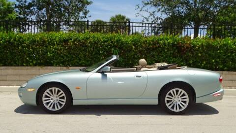 2006 Jaguar XK-Series for sale at Premier Luxury Cars in Oakland Park FL