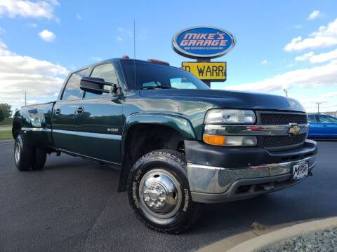 2001 Chevrolet Silverado 3500 for sale at Monkey Motors in Faribault MN