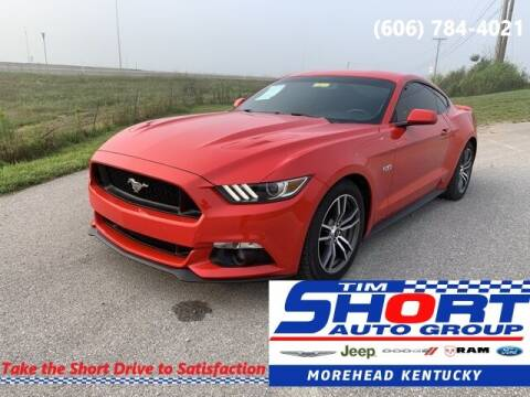 2015 Ford Mustang for sale at Tim Short Chrysler in Morehead KY