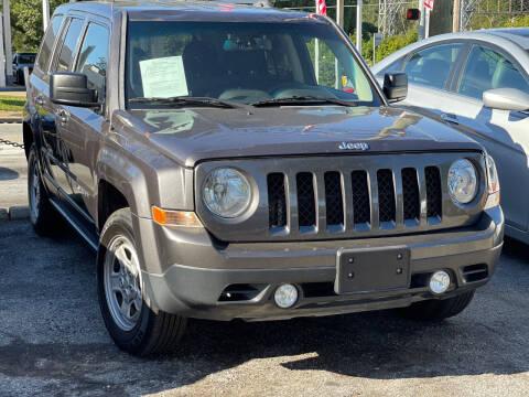 2015 Jeep Patriot for sale at TEAM AUTO SALES in Atlanta GA