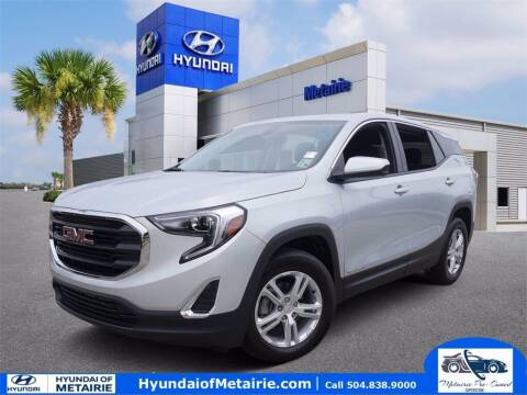 2020 GMC Terrain for sale at Metairie Preowned Superstore in Metairie LA
