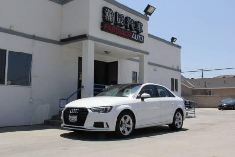 2017 Audi A3 for sale at Fastrack Auto Inc in Rosemead CA