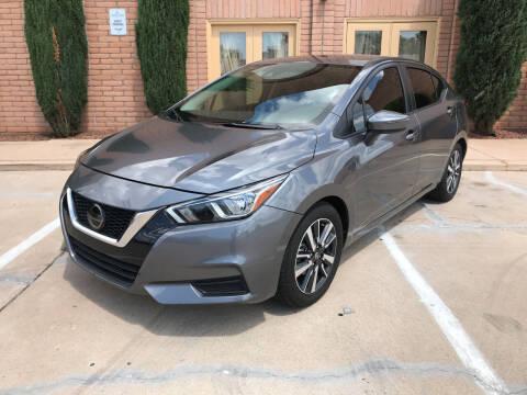 2020 Nissan Versa for sale at Freedom  Automotive in Sierra Vista AZ