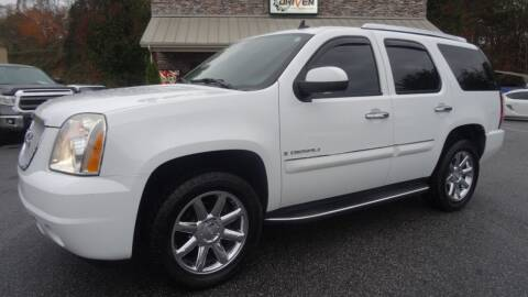 2007 GMC Yukon for sale at Driven Pre-Owned in Lenoir NC