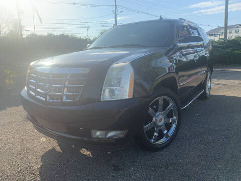 2007 Cadillac Escalade for sale at Craven Cars in Louisville KY