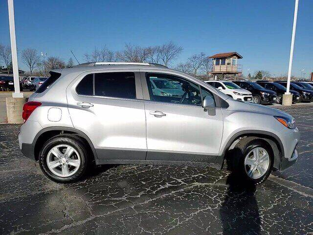 2018 Chevrolet Trax for sale at Hawk Chevrolet of Bridgeview in Bridgeview IL