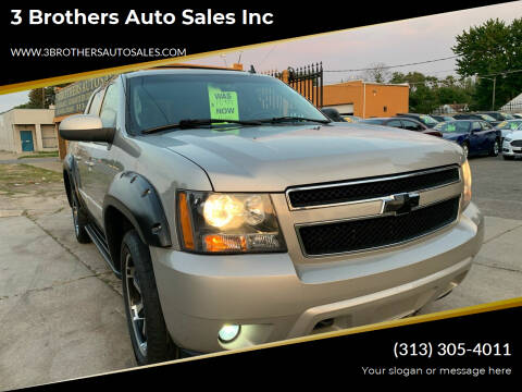 2007 Chevrolet Avalanche for sale at 3 Brothers Auto Sales Inc in Detroit MI