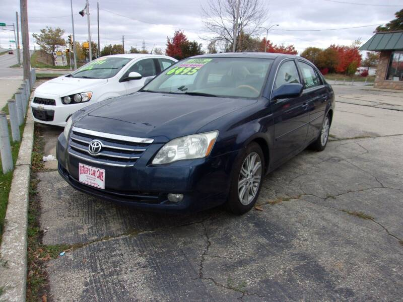 2007 Toyota Avalon for sale at BERGER'S CAR CARE in Milwaukee WI