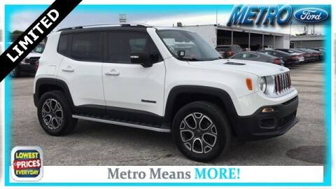 2017 Jeep Renegade for sale at Your First Vehicle in Miami FL