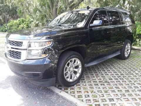 2015 Chevrolet Tahoe for sale at AUTO IMAGE PLUS in Tampa FL