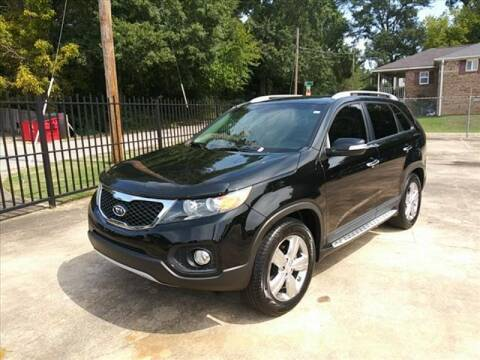 2012 Kia Sorento for sale at TR Motors in Opelika AL