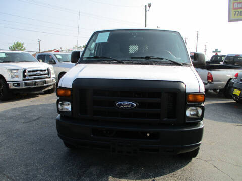 2011 Ford E-Series Cargo for sale at LOS PAISANOS AUTO & TRUCK SALES LLC in Peachtree Corners GA