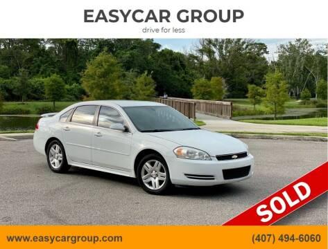 2012 Chevrolet Impala for sale at EASYCAR GROUP in Orlando FL