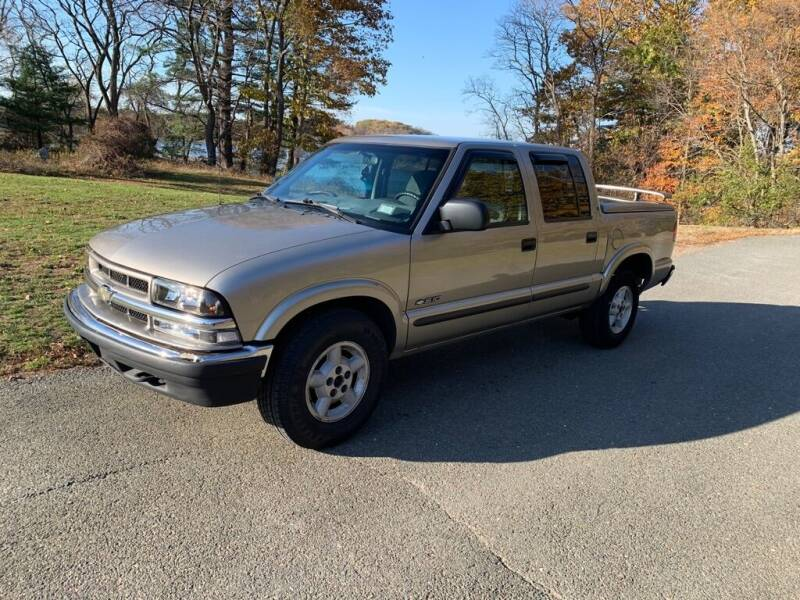 2002 Chevrolet S-10 for sale at Elite Pre-Owned Auto in Peabody MA