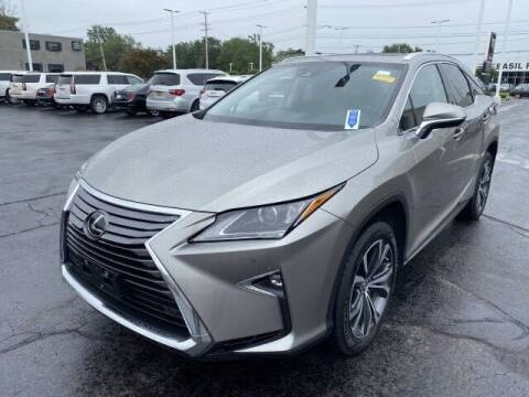 2018 Lexus RX 350 for sale at Cappellino Cadillac in Williamsville NY