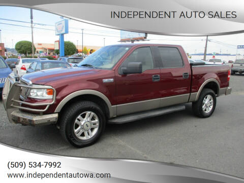 2004 Ford F-150 for sale at Independent Auto Sales #2 in Spokane WA