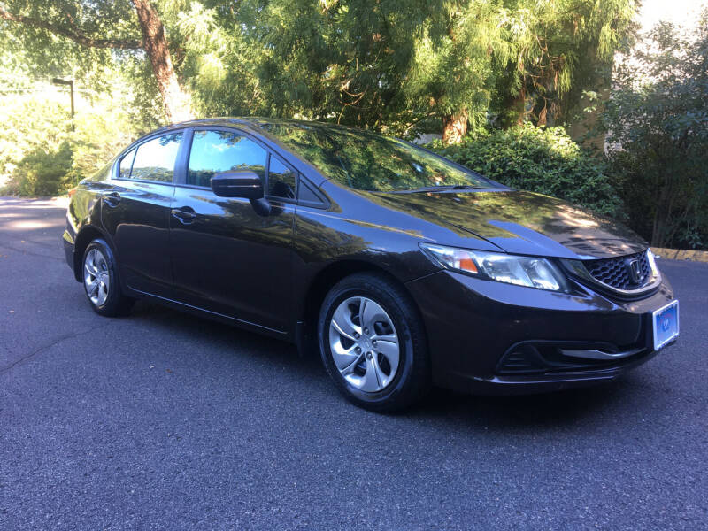 2014 Honda Civic for sale at Car World Inc in Arlington VA