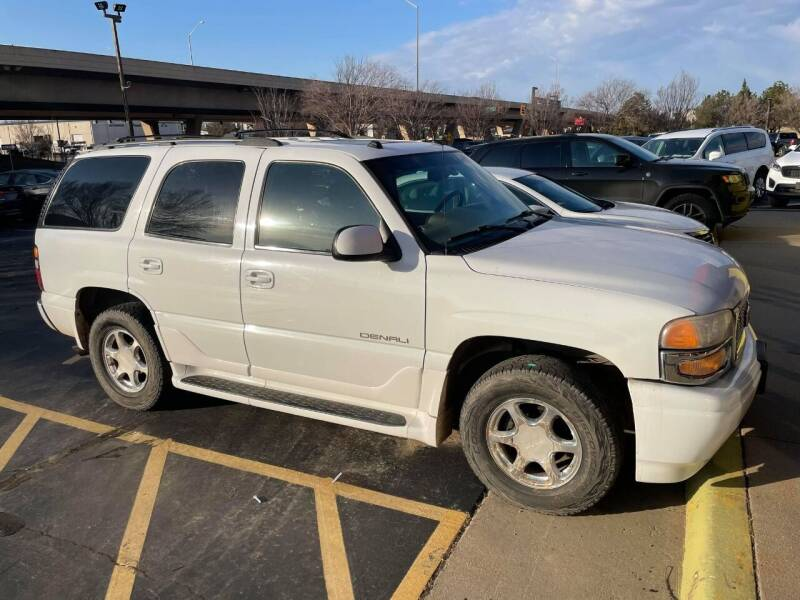 2005 GMC Yukon for sale at Affordable Mobility Solutions, LLC in Wichita KS