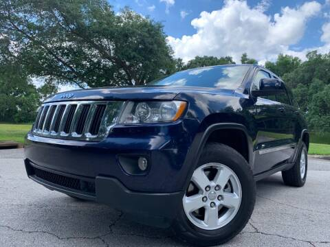 2012 Jeep Grand Cherokee for sale at FLORIDA MIDO MOTORS INC in Tampa FL