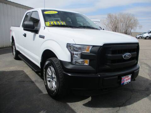 2015 Ford F-150 for sale at Advantage Auto Brokers Inc in Greeley CO