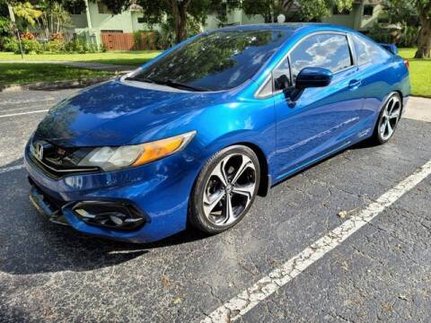 2014 Honda Civic for sale at Fort Lauderdale Auto Sales in Fort Lauderdale FL
