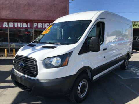 2018 Ford Transit Cargo for sale at Sanmiguel Motors in South Gate CA