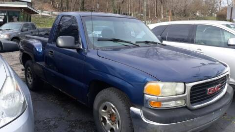 2000 GMC Sierra 1500 for sale at Carlisle Cars in Chillicothe OH