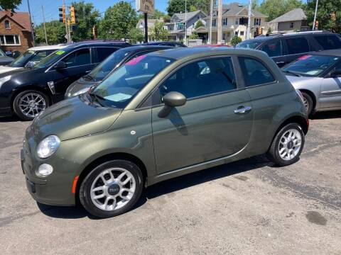 2012 FIAT 500 for sale at AFFORDABLE AUTO, LLC in Green Bay WI