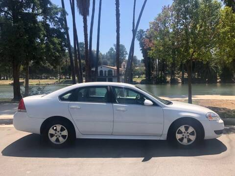 2010 Chevrolet Impala for sale at Inland Motors LLC in Riverside CA