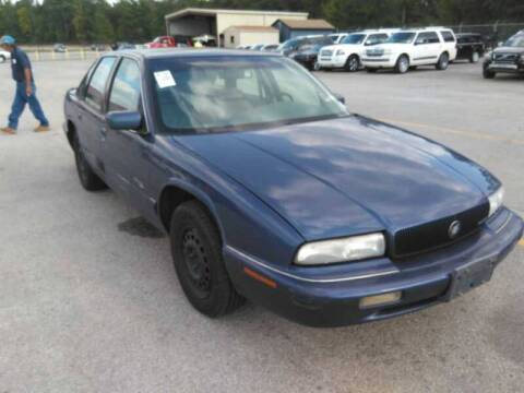 1996 Buick Regal for sale at G&J Car Sales in Houston TX