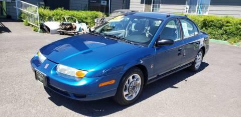 2000 Saturn S-Series for sale at Persian Motors in Cornelius OR