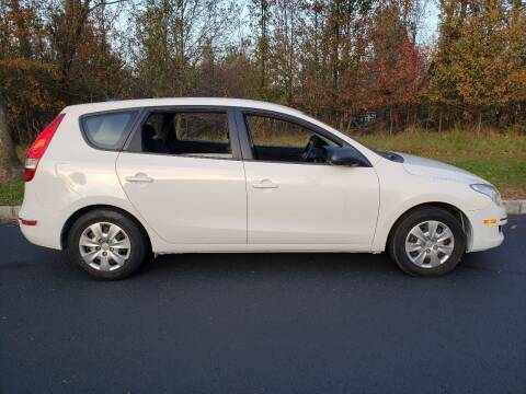 2012 Hyundai Elantra Touring for sale at Joe Scurti Sales in Lambertville NJ