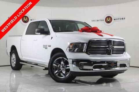 2019 RAM Ram Pickup 1500 Classic for sale at INDY'S UNLIMITED MOTORS - UNLIMITED MOTORS in Westfield IN