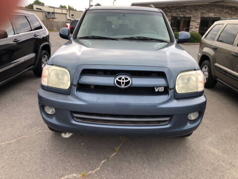 2007 Toyota Sequoia for sale at Auto Credit Xpress - Sherwood in Sherwood AR