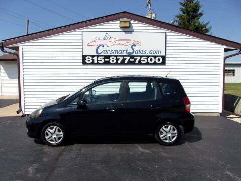 2008 Honda Fit for sale at CARSMART SALES INC in Loves Park IL