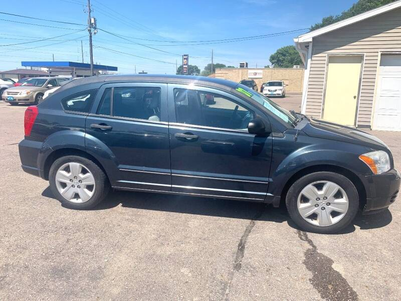 2007 Dodge Caliber for sale at Iowa Auto Sales, Inc in Sioux City IA