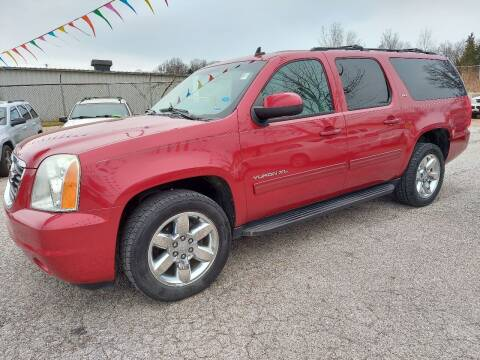 2012 GMC Yukon XL for sale at BBC Motors INC in Fenton MO