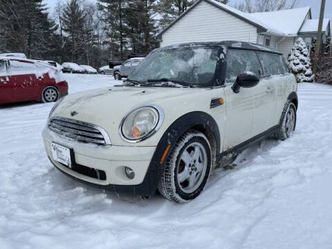 2009 MINI Cooper Clubman for sale at Williston Economy Motors in Williston VT