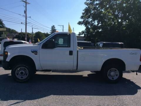 2010 Ford F-250 Super Duty for sale at Lancaster Auto Detail & Auto Sales in Lancaster PA