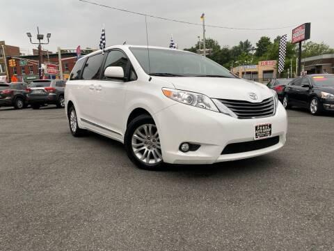 2014 Toyota Sienna for sale at PRNDL Auto Group in Irvington NJ