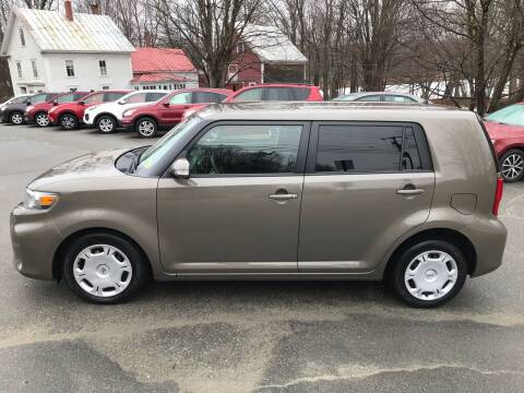 2012 Scion xB for sale at MICHAEL MOTORS in Farmington ME