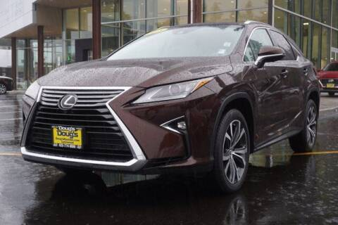 2018 Lexus RX 350 for sale at Jeremy Sells Hyundai in Edmunds WA