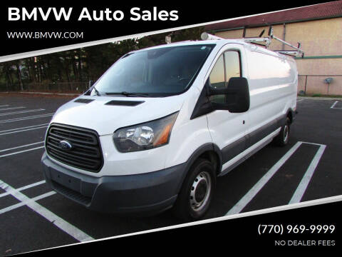 2016 Ford Transit Cargo for sale at Work-Van.com in Union City GA