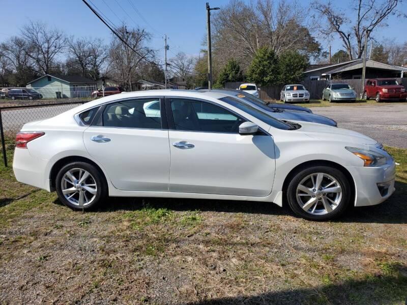 2014 Nissan Altima for sale at Dick Smith Auto Sales in Augusta GA