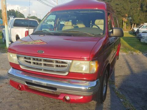 2002 Ford E-Series Cargo for sale at Autos by Tom in Largo FL