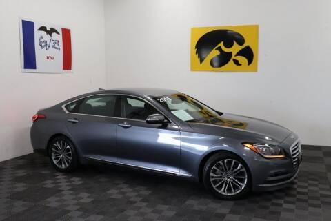 2015 Hyundai Genesis for sale at Carousel Auto Group in Iowa City IA