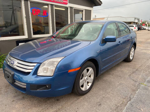 2009 Ford Fusion for sale at Martins Auto Sales in Shelbyville KY