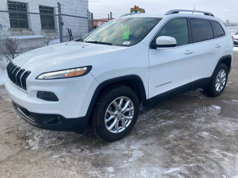 2018 Jeep Cherokee for sale at SUNSET CURVE AUTO PARTS INC in Weyauwega WI